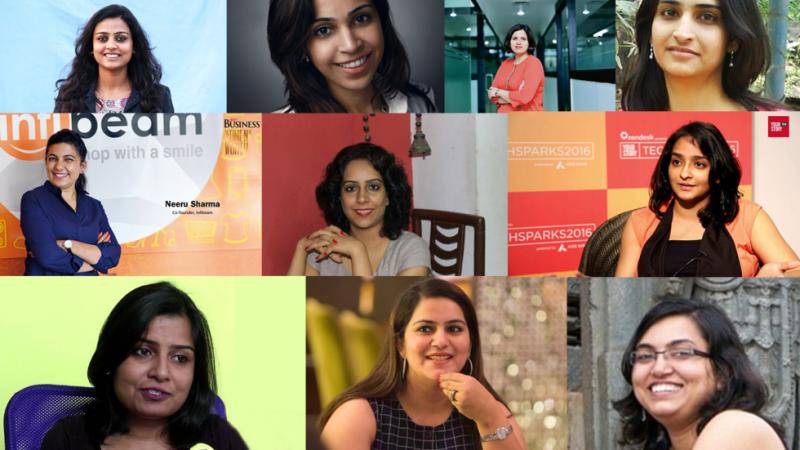 successful indian women entrepreneurs