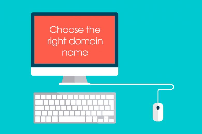 choosing the right domain name