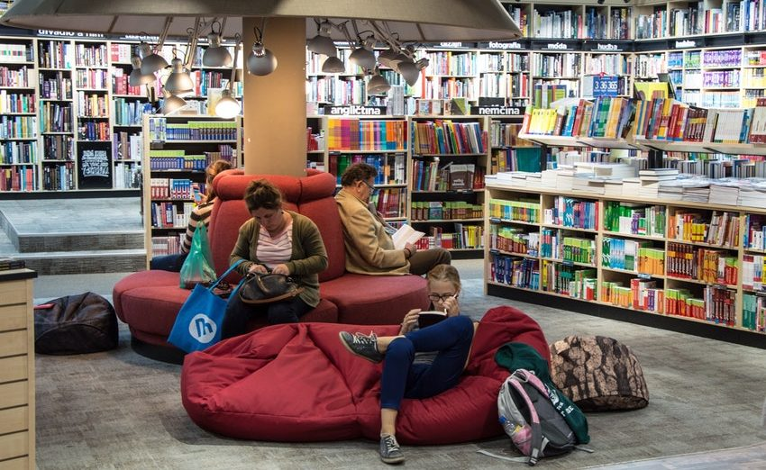 reading for tech startups
