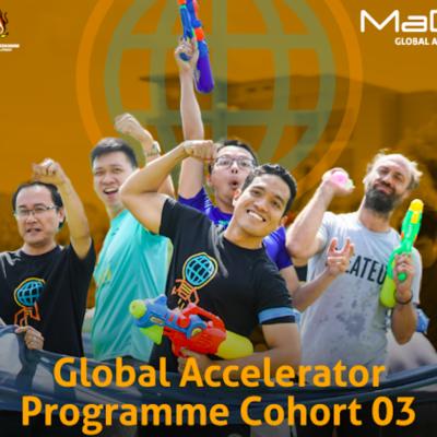 magic global accelerator