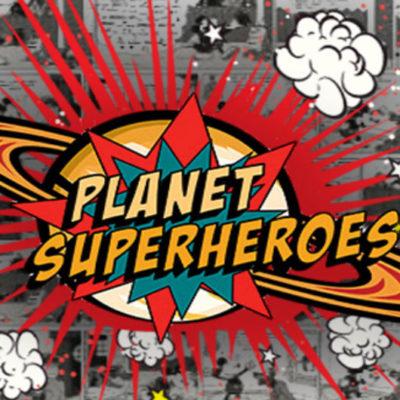 planet Superheros